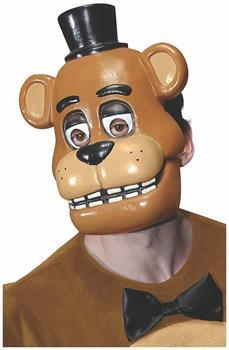 Five Nights at Freddy's Freddy Costume Half Mask Adult