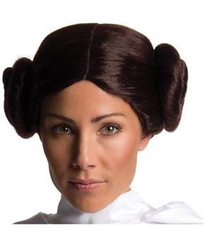 Star Wars Princess Leia Adult Costume Wig