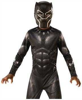 Marvel Black Panther Movie Child 3/4 Costume Mask
