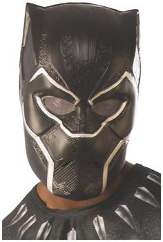 Avengers: Infinity War Black Panther Adult Costume 1/2 Mask