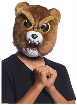 Feisty Pets Sir-Growls-A-Lot Child Costume Mask