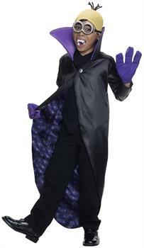 Minions Movie Dracula Child Costume