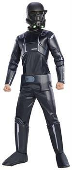 Rogue One: A Star Wars Story Death Trooper Deluxe Child Costume