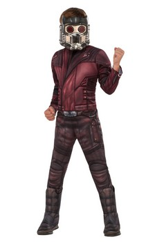 Guardians Of The Galaxy Vol 2 Star Lord Costume Child