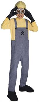 Despicable Me 3 Dave Deluxe Costume Child
