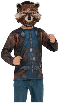Guardians Of The Galaxy Vol 2 Rocket Costume Top Child