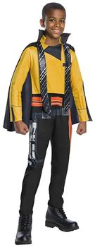 Solo A Star Wars Story Lando Calrissian Child Costume