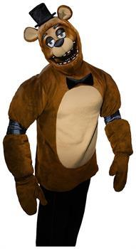 Five Nights At Freddy's Freddy Costume Adult
