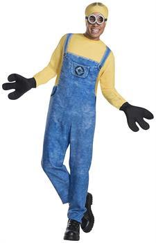 Despicable Me 3 Dave Minion Adult Costume