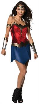 Justice League Movie Wonder Woman's Costume Adult