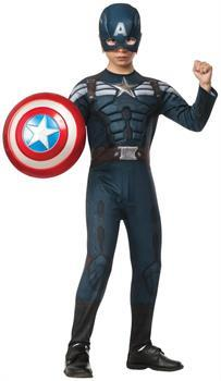 Captain America: The Winter Soldier Deluxe Stealth Costume Child