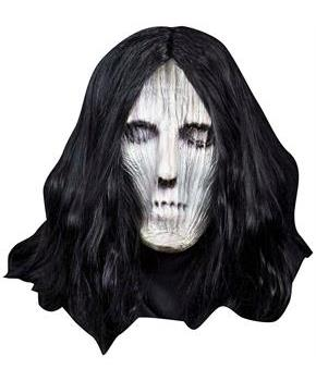Stretched Adult Costume Latex Mask