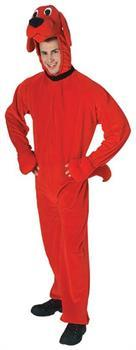 Clifford The Big Red Dog Deluxe Adult Costume