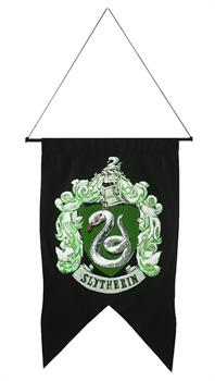 Harry Potter Slytherin House Banner Wall Decor