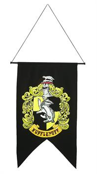 Harry Potter Hufflepuff House Banner Wall Decor
