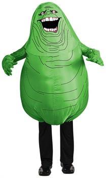 Ghostbusters Inflatable Slimer Costume Child