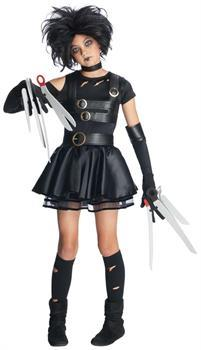 Edward Scissorhands Miss Scissorhands Costume Dress Tween