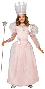 The Wizard Of Oz Deluxe Glinda Costume Child