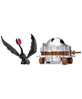How To Train Your Dragon 2 Figure Battle Pack: Thoothless vs Dragon Catcher