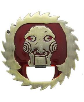 Saw Jigsaw Puppet Bottle Opener