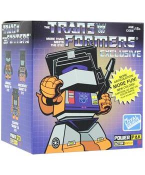 "Transformers Blind Box 3"" Action Vinyls Series 2, One Random"