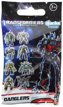 Tranformers Dark Side Of The Moon Blind Bag Dangler Figure, One Random