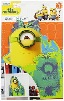 Despicable Me Scene Maker Minions Kevin Party Décor