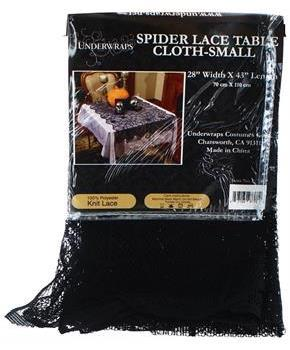 Spider Nets Lace Table Cloth-Small