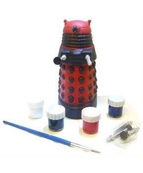 Doctor Who Paint Your Own Ceramic Bank: Dalek