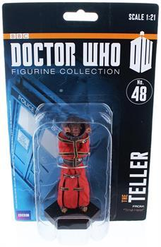 "Doctor Who 4"" Resin Figure: The Teller (Time Heist)"