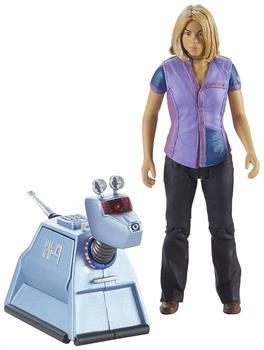 "Doctor Who 5"" Action Figure Rose Tyler with K-9"