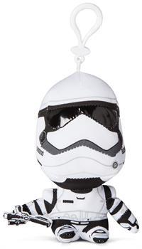 "Star Wars 4"" Mini Talking Plush Clip On: Stormtrooper"