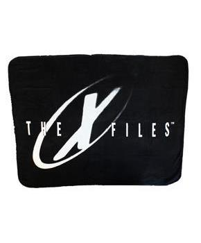 "The X-Files ""I Want To Believe"" 50""x60"" Fleece Throw Blanket"