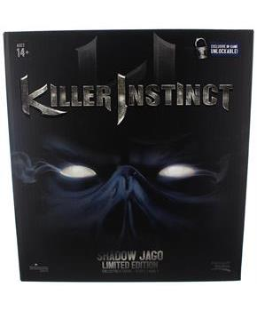 "Killer Instinct 6"" Collectible Figure Limited Edition Shadow Jago"