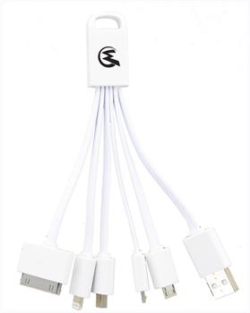 Wizard World 6-in-1 Multi Charging Cable