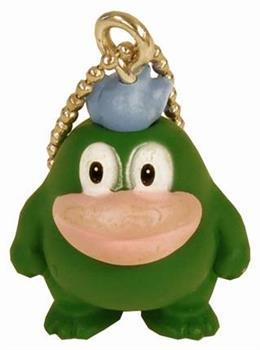 Super Mario Brothers Keychain Spike