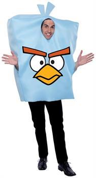Angry Birds Space Ice Bomb Bird Costume Adult