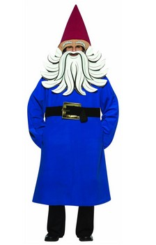 Travelocity Roaming Gnome Costume Adult