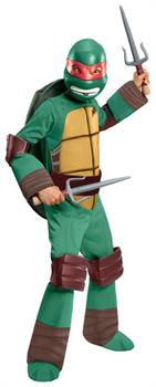 T.M.N.T. Deluxe Raphael Costume Child