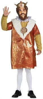 Men's Burger King The King Deluxe Adult Costume - Standard