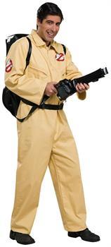 Ghostbusters Deluxe Costume Adult