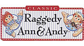 Classic Raggedy Ann and Andy