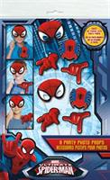 Spider Man Photo Props