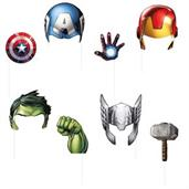 Marvel Avengers Photo Props