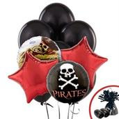 Pirates Balloon Bouquet