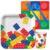 Building Block Snack Party Pack