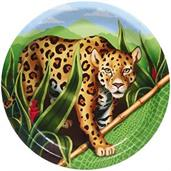 Jungle Party Dinner Plates