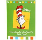 Dr. Seuss Favorites Invitations