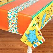 Dr Seuss Favorites Printed Tablecover
