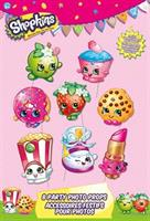 Shopkins Photo Props